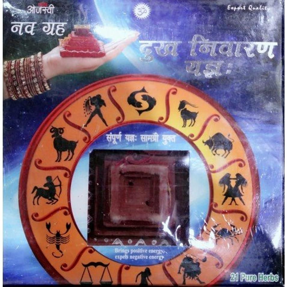 状態実験テロOjasvi Navgrah Dukh niyaran Yagna ( Daily Homa )