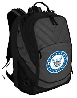 Broad Bay Best US Navy Backpack Laptop Computer Bag