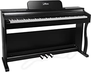 ZHRUNS Digital Piano,88 Heavy Hammer Piano Keys with Touch R
