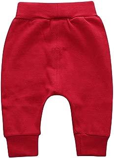 Baby Pants, Infant Toddler Boy Girl Solid Pencil Pants Warm Cotton Leggings Autumn Winter Bottoms Trouser 0-2T