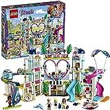 LEGO Friends - Resort De Heartlake City, Juguete de Construcción Parque de Aventuras Acuaticas y Hotel (41347) , color/modelo surtido