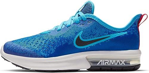 Nike Air Max Sequent 4 (GS), Chaussures Chaussures d'Athlétisme Homme  prix plancher