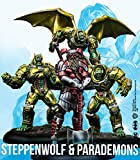 Knight Models Steppenwolf & Parademons - DC Universe Miniature Game