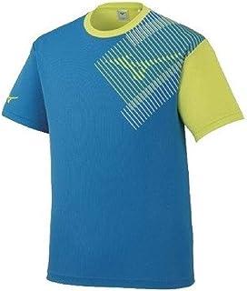 Tシャツ 半袖 メンズ レディース ミズノ Mizuno 2020限定Tシャツ 男女兼用 クルーネック トップス 練習 部活 自宅トレーニング 家トレ 宅トレ/62JA0Z11
