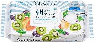 サボリーノ 目ざまシート フレッシュ果実のホワイトタイプ 28枚