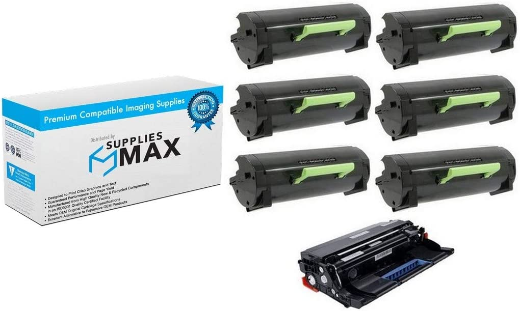 SuppliesMAX Compatible Replacement Sale special price Import for Lexmark MS-415DN MS-410DN