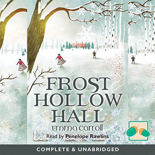 Frost Hollow Hall cover art