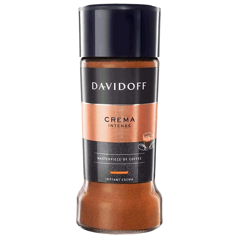 Davidoff Crema Intense Instant Tulsa Mall Coffee 2 Pack g of Superlatite 90