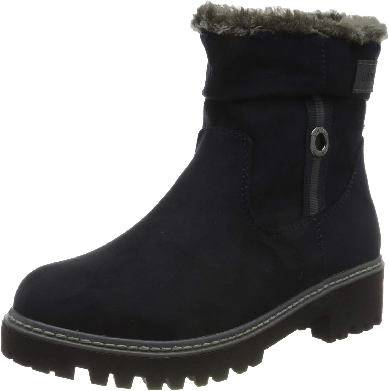 s.Oliver Women's Snow Boot