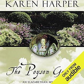 The Poyson Garden audiobook cover art