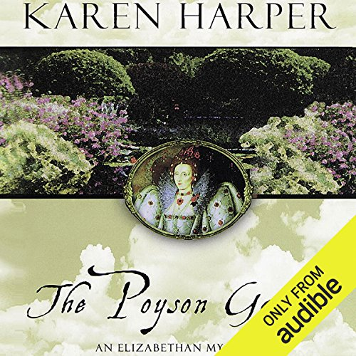 The Poyson Garden audiobook cover art