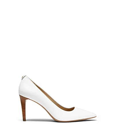 MICHAEL Michael Kors Dorothy Flex Pump (Optic White) Women