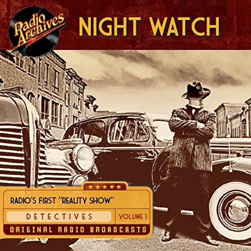 Night Watch, Volume 1 audiobook cover art
