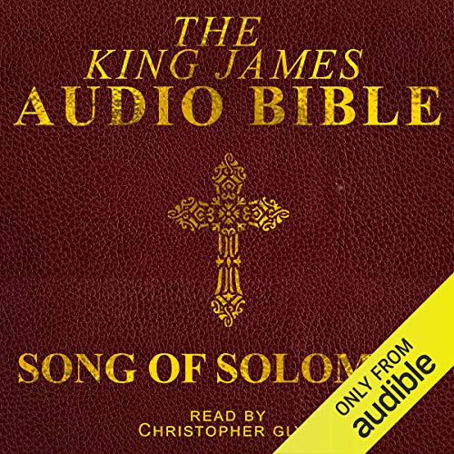 Song of Solomon with Music audiobook cover art