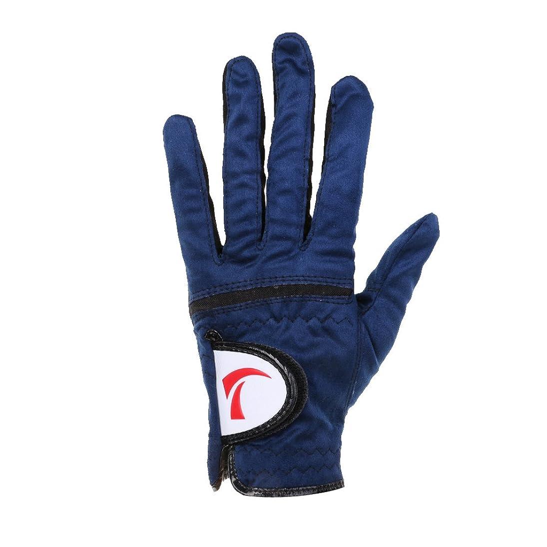泥鼻窓を洗うSharplace メンズ 左手用 ゴルフグローブ フルフィンガー 手袋 全5サイズ