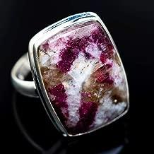 lepidolite ring