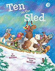 Ten on the sled book