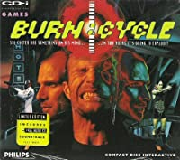 Burn : Cycle (Cd-i) Limited Edition Includes Soundtrack (輸入版)