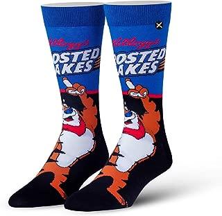 Kellogg's Cereal Licensed Unisex Novelty Crew Socks