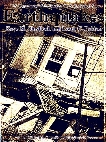 Earthquakes (Illustrations) (English Edition)