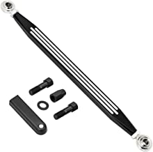 PBYMT Black Shift Linkage Gear Compatible for Harley Davidson Softail Road King Electra Glide 1986-2019