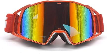 QSCTYG Motorcrossbril, outdoor straathelmen, sportbril voor motorfiets, crossfiets, racing, motorbril 266