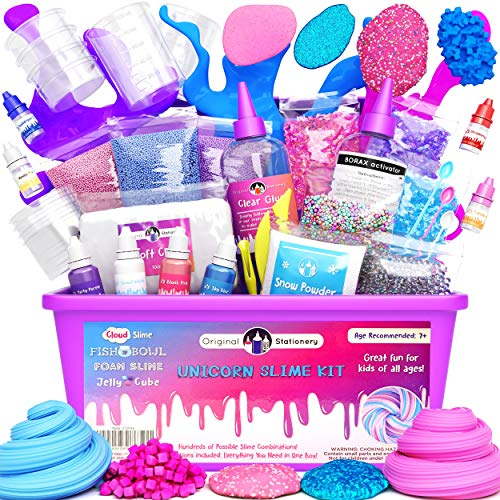 Original Stationery Unicorn Slime Kit...