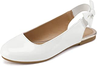 DREAM PAIRS Chaussures de Fille Elisa-1 à Bretelles Mary Jane Plates