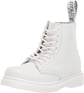 cb2dc60e61386 1460 Pascal Mono Boot (Toddler). 2. Dr. Martens Kid's Collection. 1460  Pascal Mono Boot (Toddler)