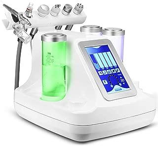 UANGELCARE 6 in 1 Vacuum Suction Blackhead Water Hydro-dermabrasion Facial Sprayer Facial Machine