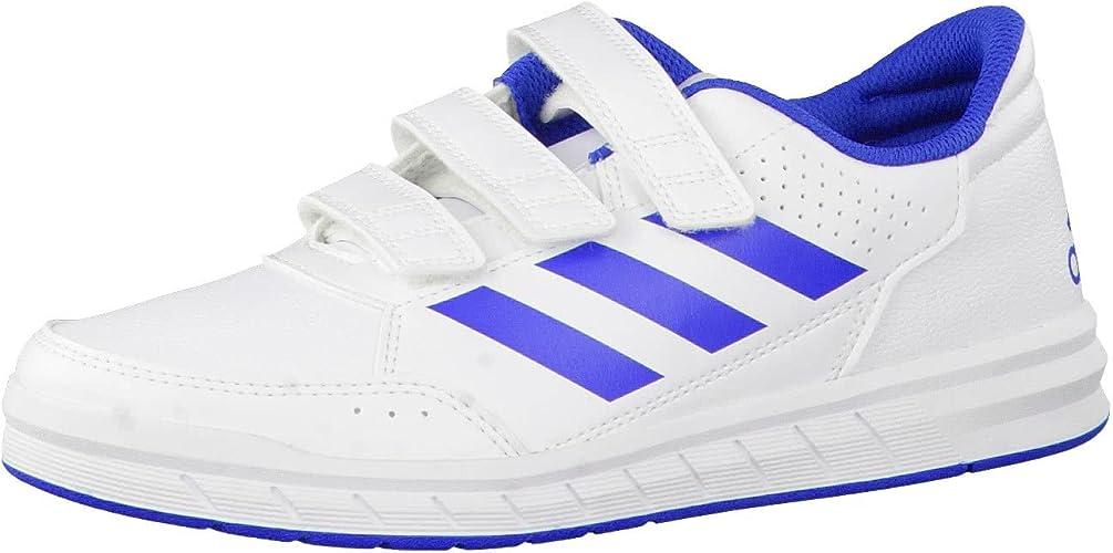 adidas Ba9525, Chaussures de Fitness Garçon Unisex Kinder, Blanc ...