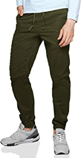 Best army green joggers mens Reviews
