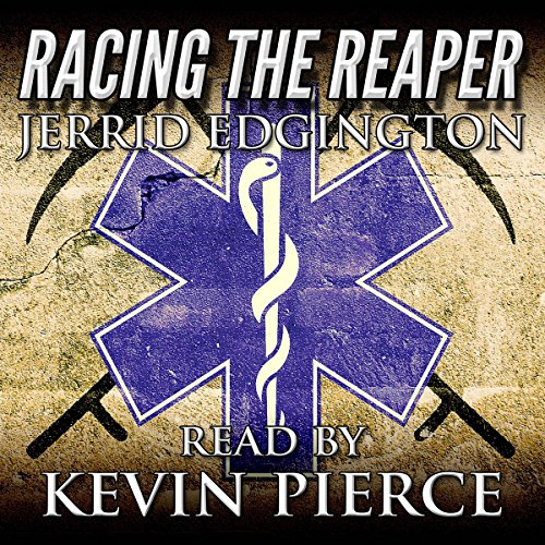 Racing the Reaper audiobook cover art