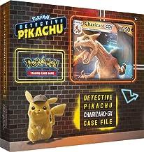 Pokémon POK80535 TCG: Detective Pikachu Charizard-GX Caso Archivo