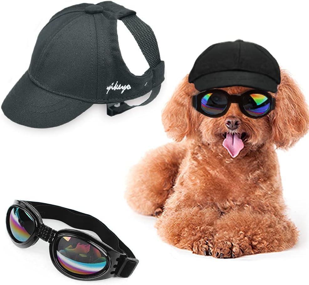 Sebaoyu Dog online shop Hat and Sunglasses Cap Summer Pet Baseball Puppy Mesa Mall