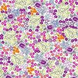 SatinWrap - Papel de regalo de seda estampado de lujo, 5 hojas