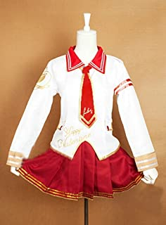 Love Live Nishikino Maki Uniform Cosplay Costume Customize Cosplay Costume