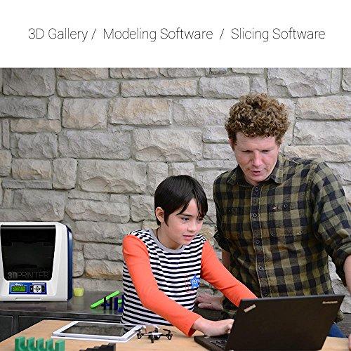 XYZprinting – da Vinci Junior 1.0 3-in-1 - 8