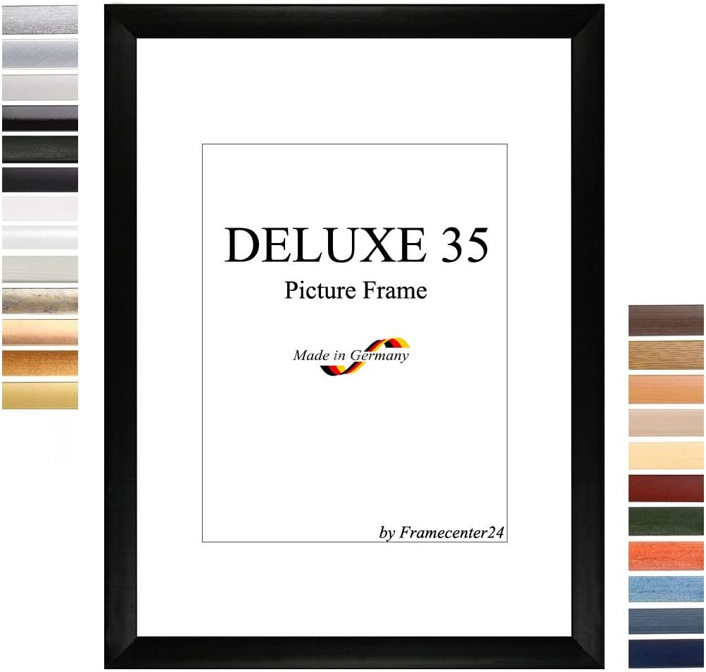 DELUXE35 Bilderrahmen 53x41 cm oder 41x53 cm Foto//Galerie//Posterrahmen