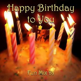 Best happy birthday to you dj mix Reviews