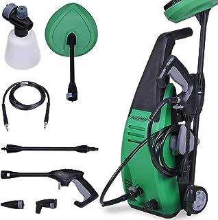 comprar comparacion Monzana Hidrolimpiadora de alta presión para su casa jardín con accesorios y bomba limpieza mantenimiento exterior