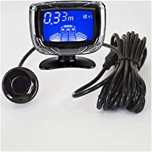 $36 » LIULIANG MeiKeL Car Parking Sensor Dual CPU LCD Display with Switch 12V Auto Reverse Backup Sensor Parking Radar Monitor D...