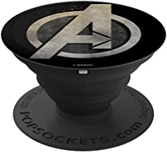 Marvel Avengers Infinity War Steel Symbol - PopSockets Grip and Stand for Phones and Tablets