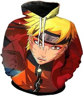 Unisex Akatsuki Uchiha Itachi Naruto Hoodie Pullover