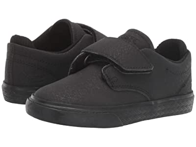 Lacoste Kids Esparre 319 1 (Toddler/Little Kid) (Black/Black) Kid
