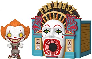 Funko Pop! Ciudad: It 2 - Demonic Pennywise con Funhouse, Multicolor