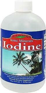 Eidon Ionic Minerals Iodine 18 Ounce