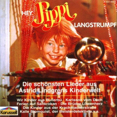 Hey,Pippi Langstrumpf/Lieder