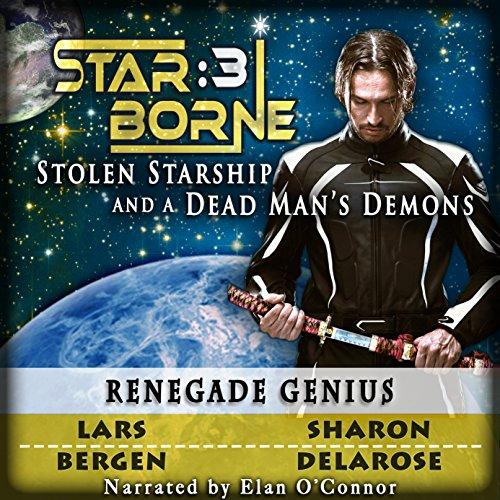 Renegade Genius audiobook cover art