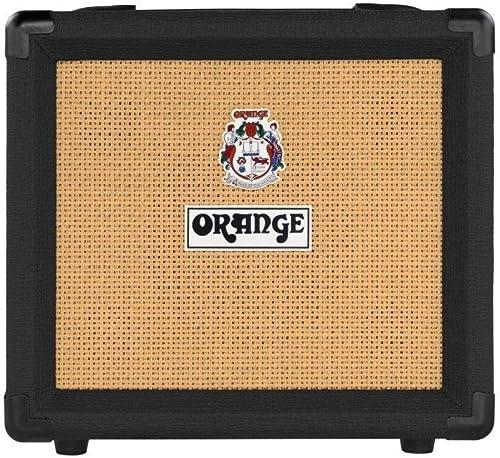 wholesale Orange Amplifiers Crush12 12W 1x6 Guitar new arrival Combo Amp high quality Black (Renewed) sale